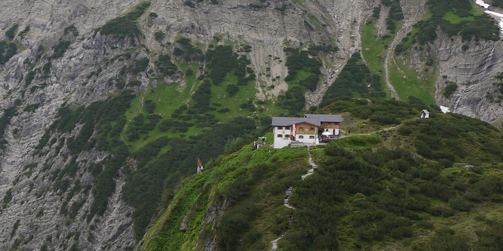 Hanauer Hütte (Slide)