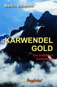 Cover Karwendelgold_Bergkrimi