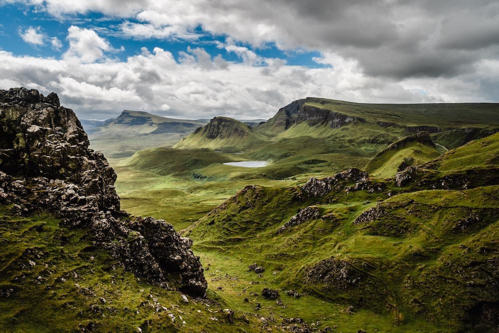 Schottland | Photo by Bjorn Snelders on Unsplash